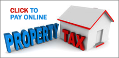 click to pay your property taxes online