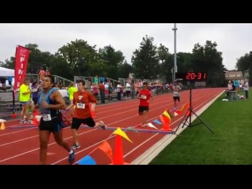 Dumont 5K 2013 Finish